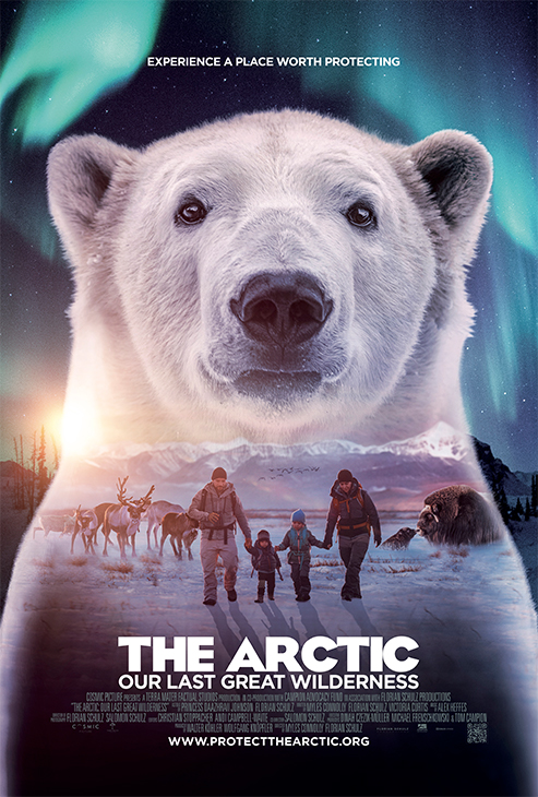 The Arctic Poster